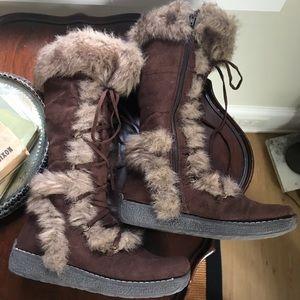 Pierre Dumas Brown Boots